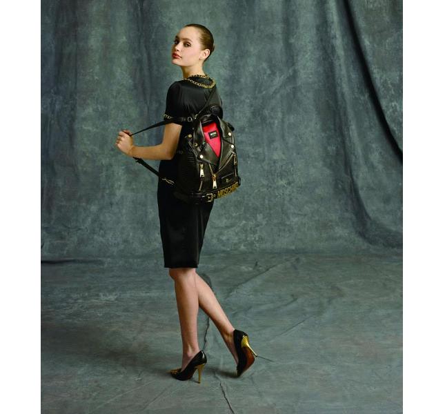 Occhio alla borsetta - Moschino pre fall 2014