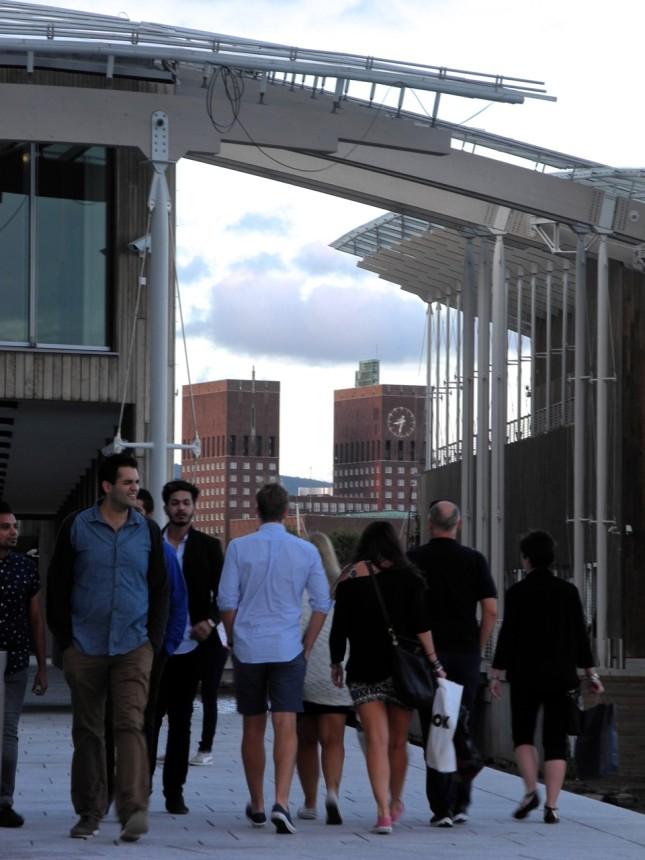 Oslo, una città giovane, multietnica e vivace grazie a iniziative come il Jazz Festival