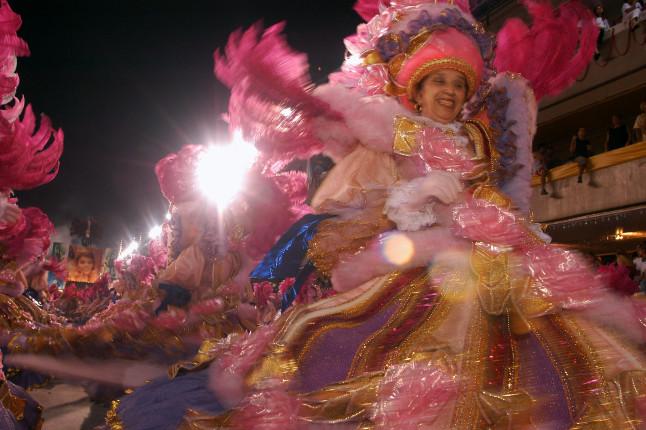 Rio de Janeiro rimane la regina indiscussa del carnevale