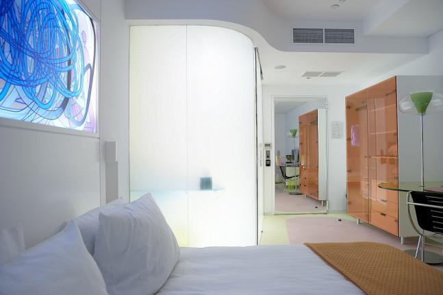 Semiramis Hotel: una stanza
