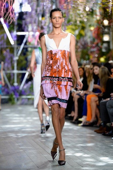 Christian Dior Primavera estate 2014