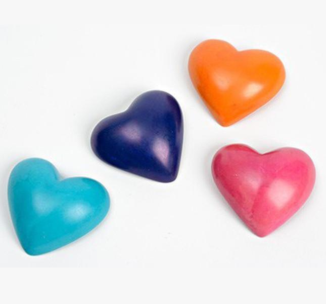 Altromercato: colorati cuori soft