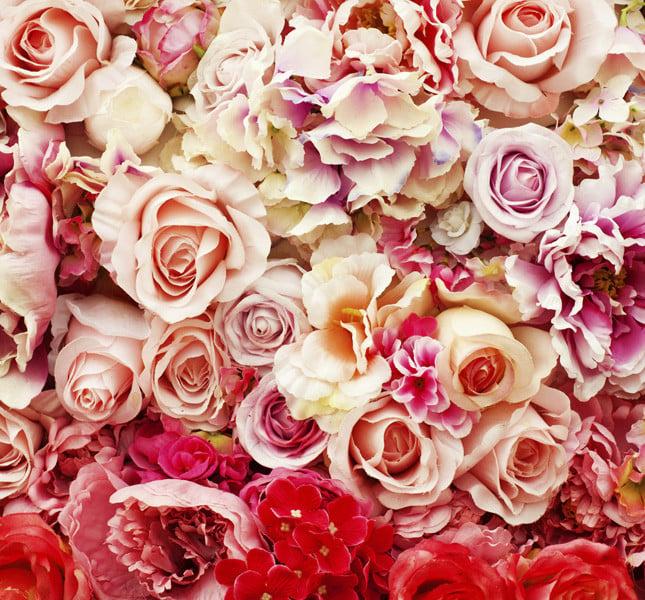 Esplosione floreale per una primavera (e un matrimonio) coloratissimi!