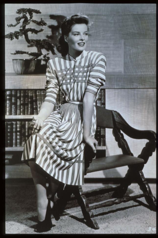 Katharine Hepburn detiene il record di maggior numero di oscar ricevuti per una donna