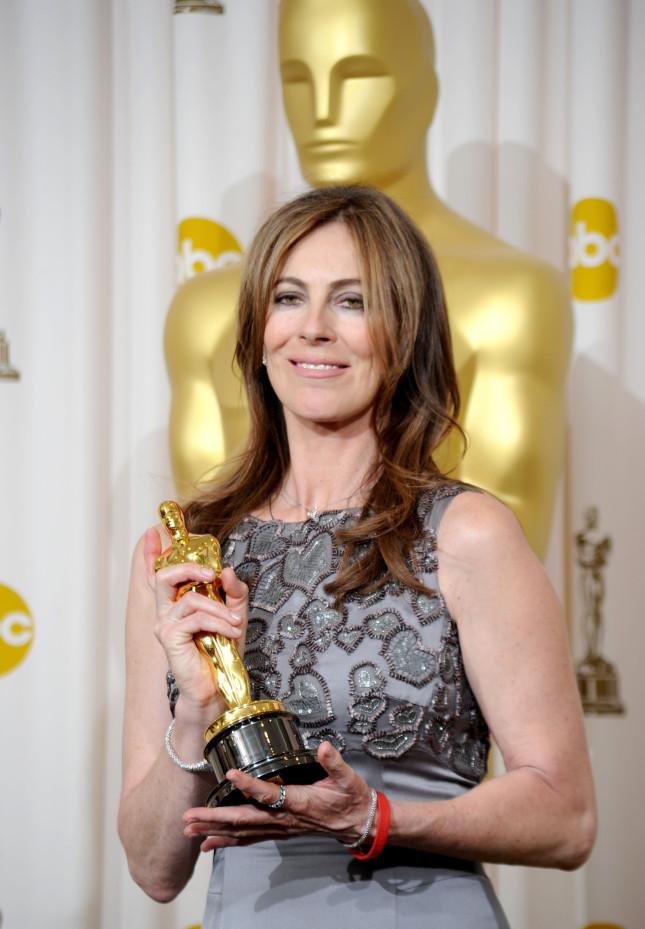 Kathryn Bigelow è l'unica donna della storia degli Oscar ad aver vinto il premio come miglior regista