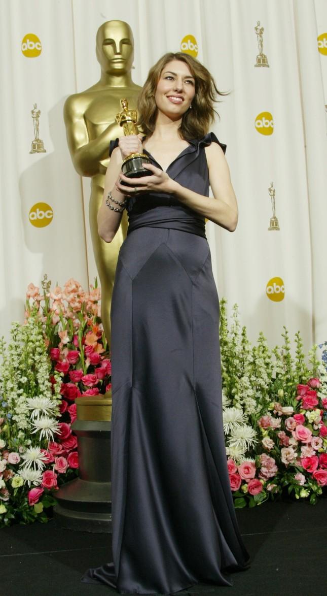 Sofia Coppola premiata nel 2004  nella categoria miglior sceneggiatura per