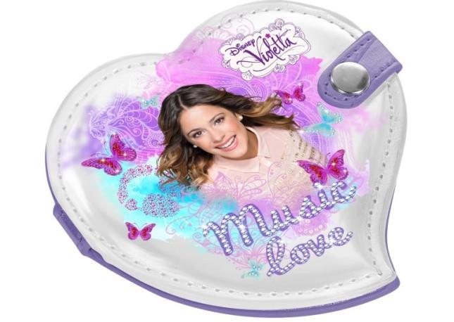 Specchio a forma di cuore - Accademia per Disney