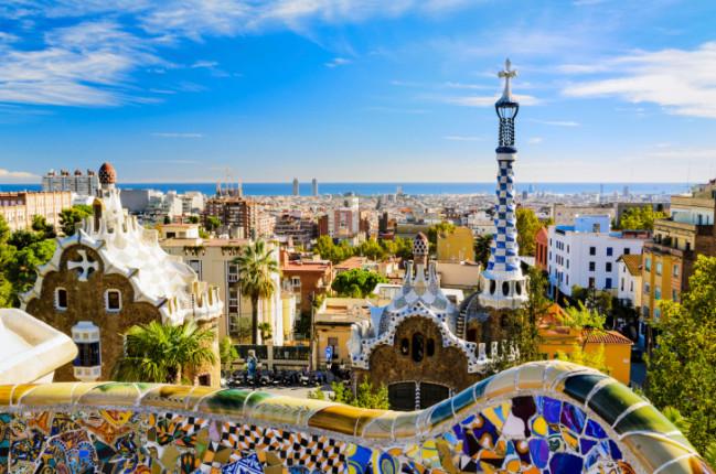 15°: Barcellona, Catalogna, Spagna