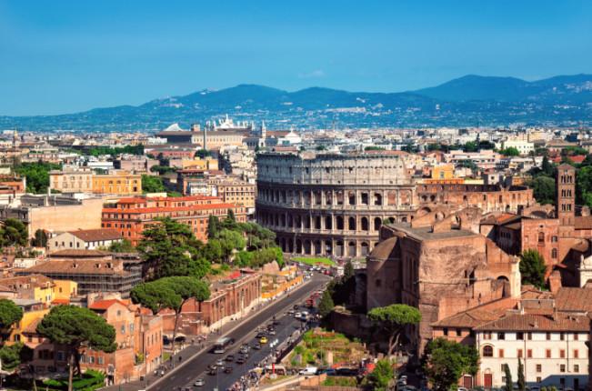 2°: Roma
