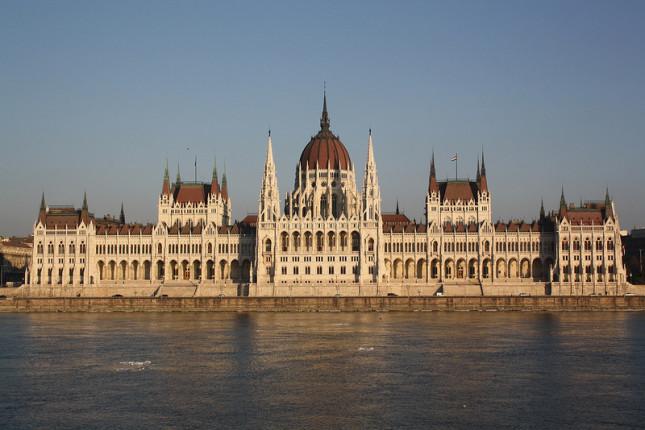 21°: Budapest, Ungheria