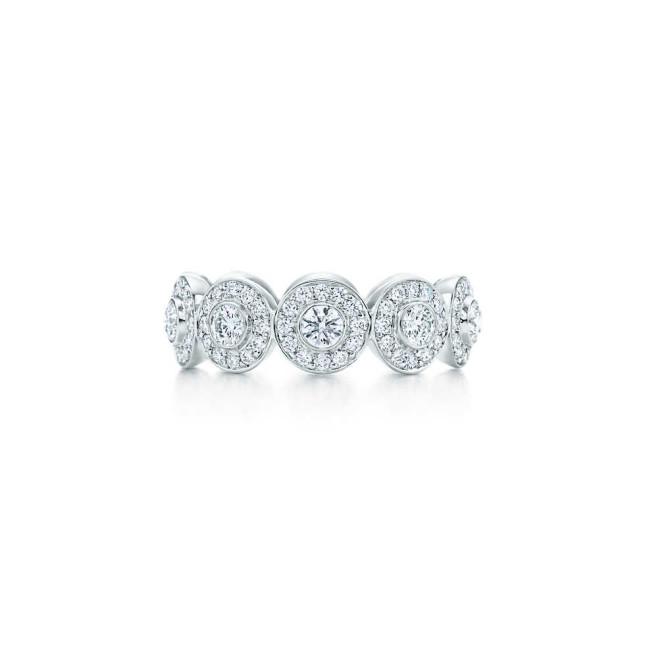 Fedina Tiffany con diamanti