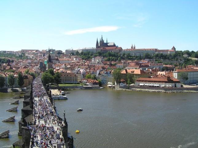 5°: Praga, Repubblica Ceca