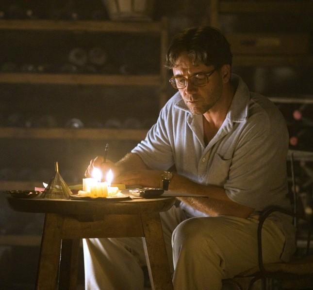 La campagna e Russell Crowe, una passione che va oltre il film A Good Year. L'attore possiede infatti una fattoria nel sud-ovest dell'Australia