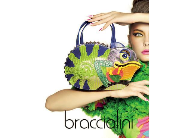 Braccialini collezione primavera estate 2014