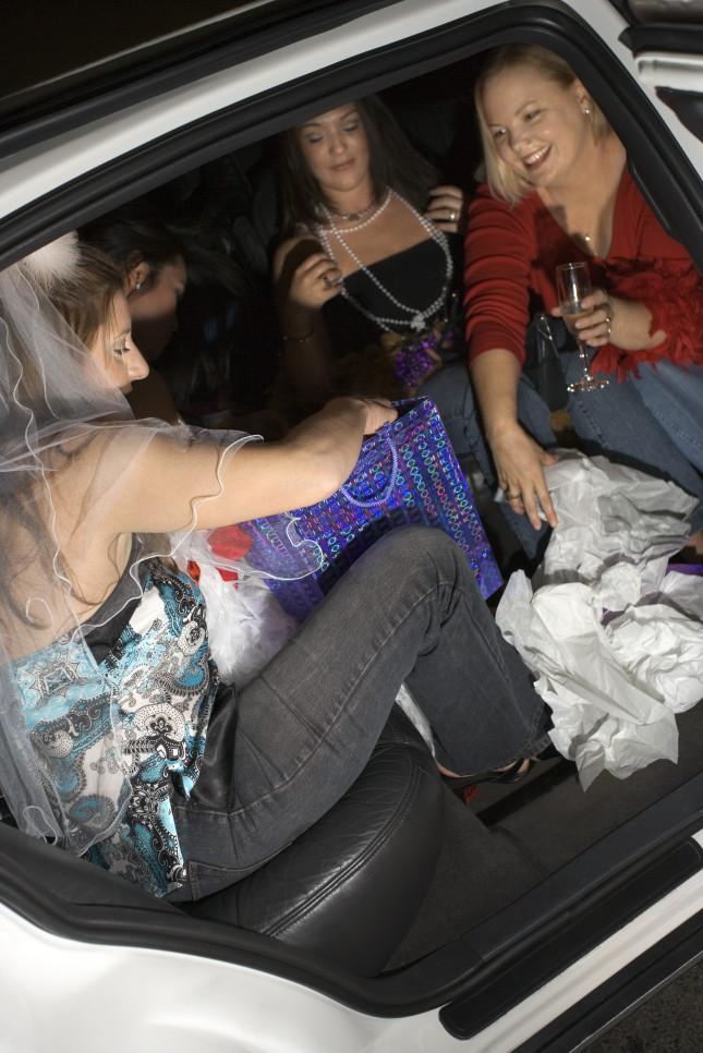 Festa in limousine