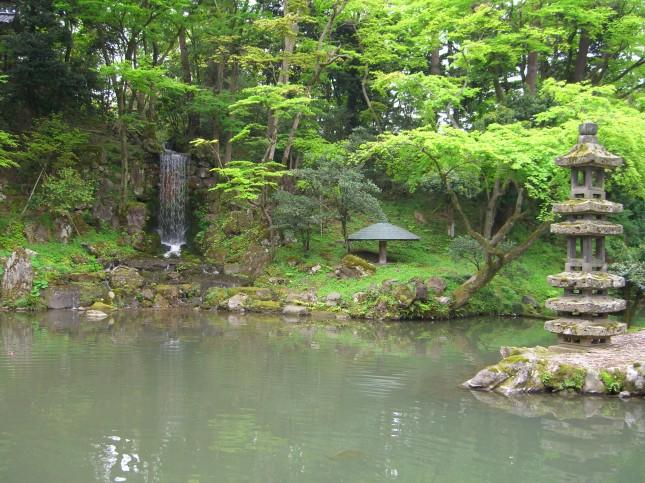 Kenroku-En, Kanazawa, Giappone