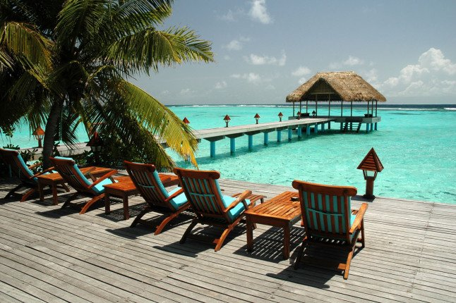 Madoogali, Maldive / wikipedia