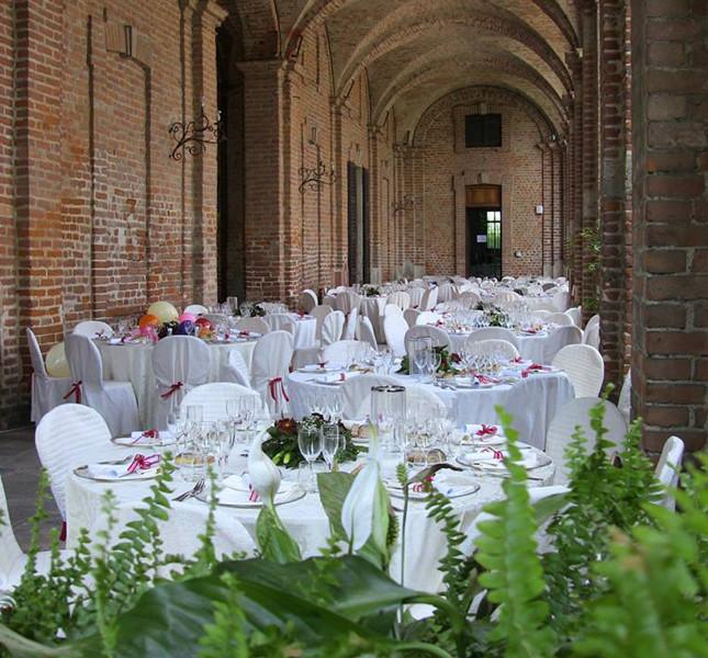Matrimonio in Rocca Brivio