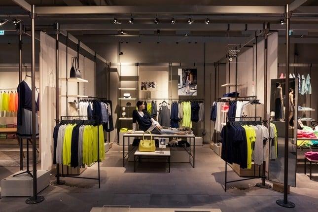 Milano, piazza del Duomo: il concept store di United Color of Benetton si rinnova con il progetto