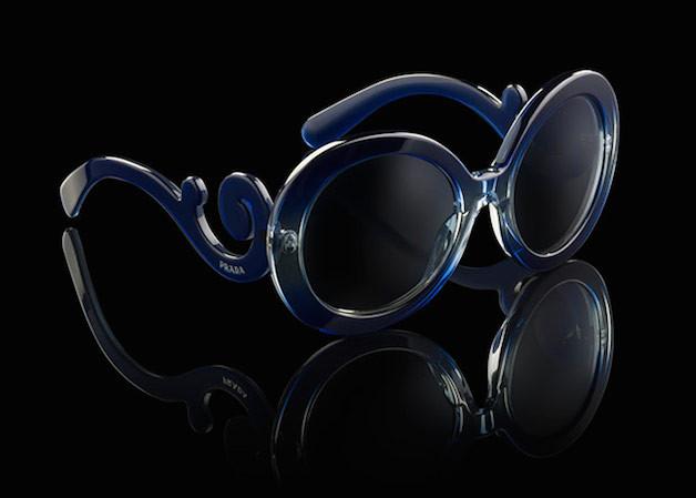 Collezione occhiali da sole Prada 2014_Modello Baroque