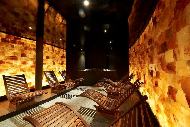 La Sauna di Splah&SPA Tamaro