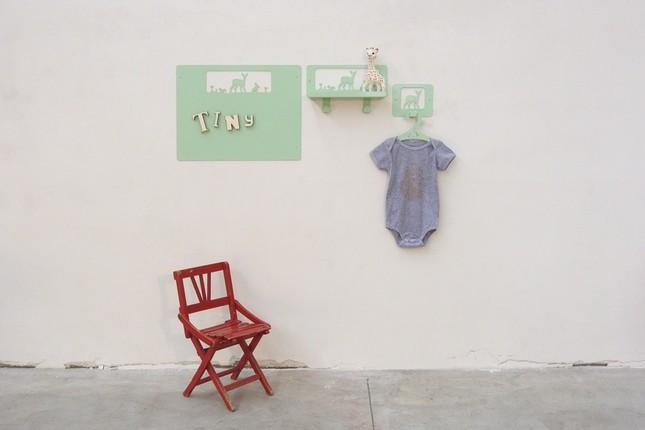 Tiny and Family è la linea di accessori per la cameretta dei bambini che fa parte del progetto CD&Z Design4kids