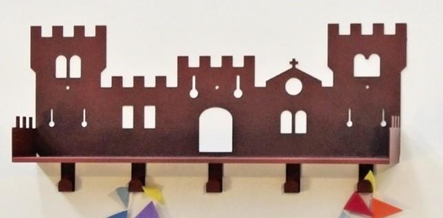 Grazie al castello sono ben cinque gli appendini
