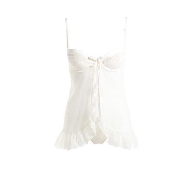 Yamamay: baby doll collezione sposa