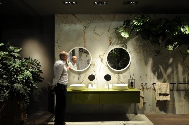 Salone Internazionale del Bagno - foto Carola Merello