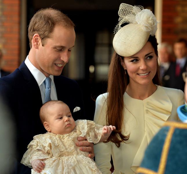 Battesimo del Principe George