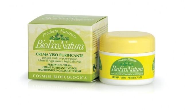 Crema bio pelle grassa  Bio Eco Natura