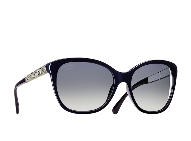 Spring summer 2014 Chanel Eyewear collection_ Modello Butterfly