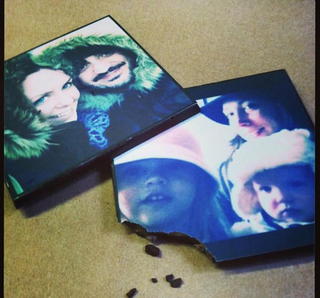 Oppure stampare foto della vostra storia! Foto: Cocoagraph