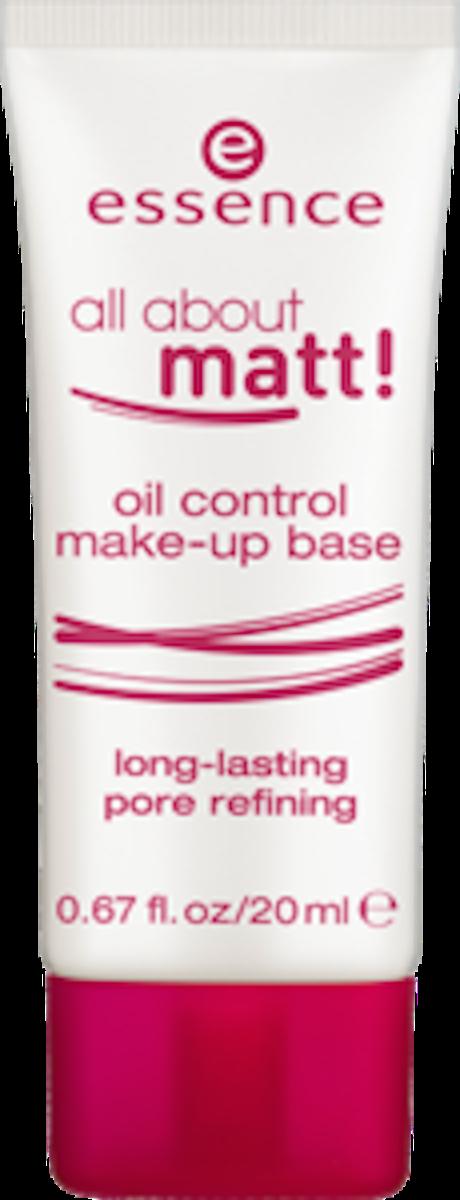 All about matt! Primer Essence