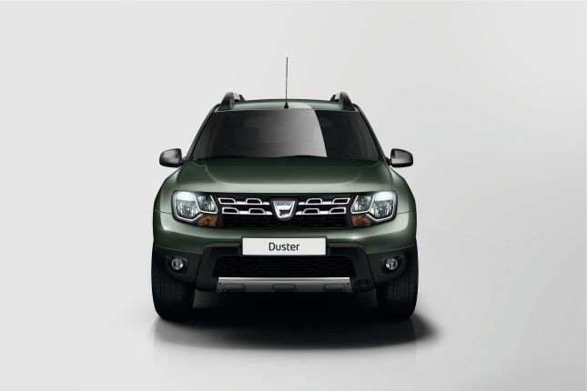 Dacia Duster, la rinnovata SUV low cost