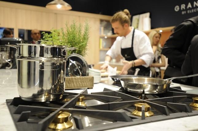 Area Technology For The Kitchen, foto Carola Merello