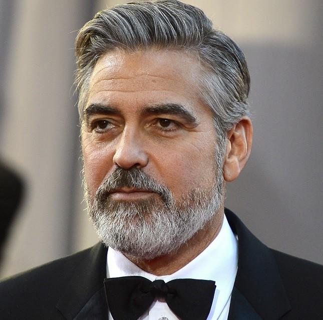 George Clooney agli Oscar 2014