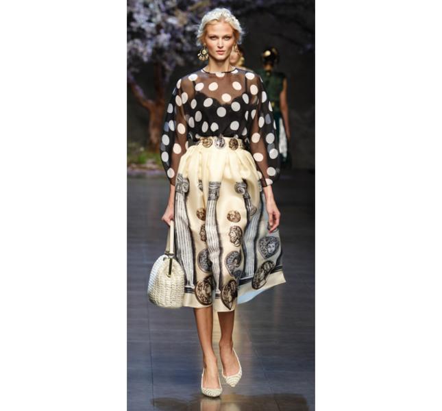 Sfilata Dolce&Gabbana s/s 2014