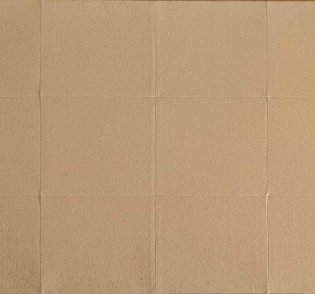 Piero Manzoni - Achrome, 1960 - panno cucito 80x120 cm, HEART Herning Museum of Contemporary Art, Herning (Danimarca)