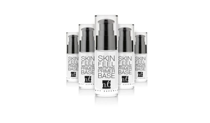 Effetto mat ma perfetto per tutti i tipi di pelle: il primer di n.6 Beauty Experience