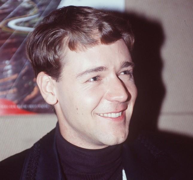 Russell o non Russell? Ma certo che è lui, Russell Crowe all'età di 28 anni durante gli Afi Awards a Sydney