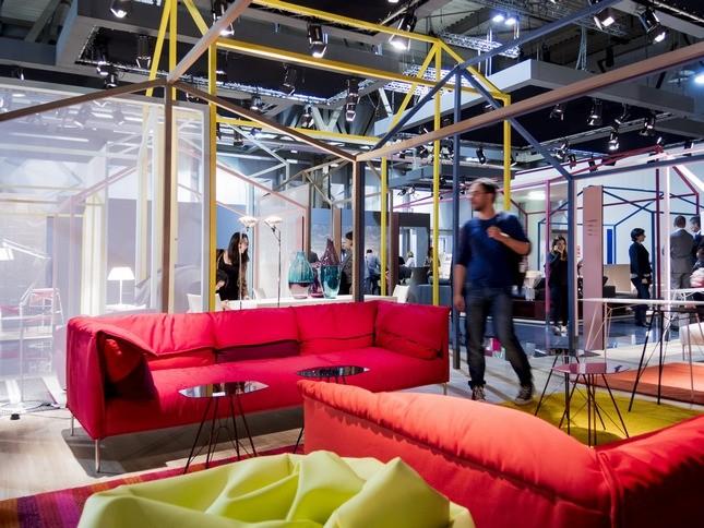 Salone Internazionale del Mobile, foto Alessandro Russotti