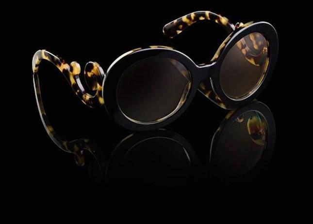 Collezione occhiali da sole Prada 2014