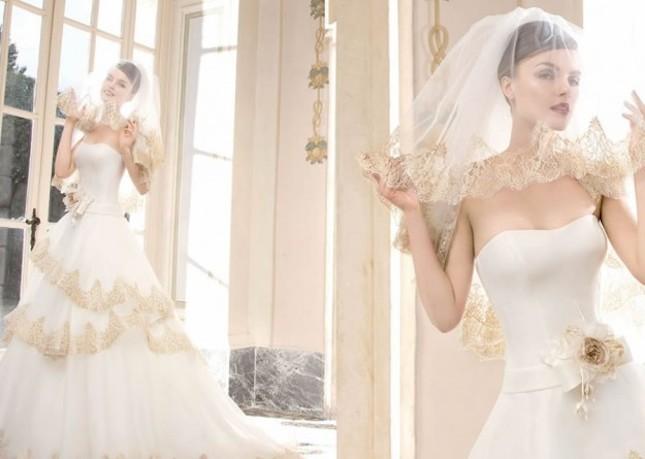 Collezione sposa Atelier Aimée 2014