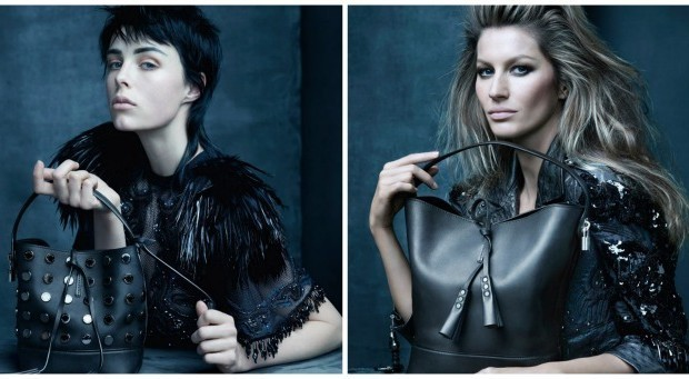 Borse a secchiello Louis Vuitton collezione p/e 2014
