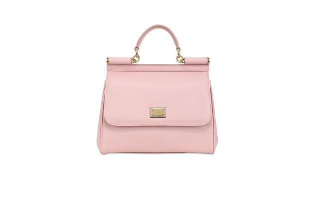 Borsa rosa pastello Dolce&Gabbana