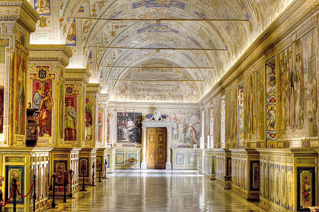 I Musei Vaticani, Roma