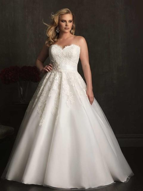Abiti da sposa Allure Bridals, Style W320