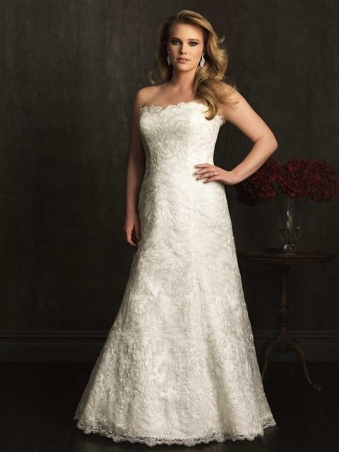 Abiti da sposa Allure Bridals, Style W322