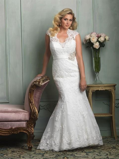 Abiti da sposa Allure Bridals, Style W330